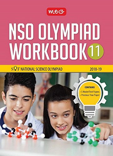 Science Olympiad Books for Class 11 | Science Olympiad