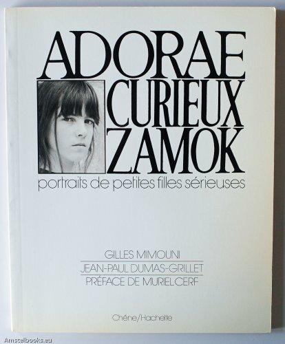 Adorable et curieux Zamok : portraits de petites filles sérieuses par Dumas