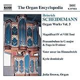 Scheidemann: Organ Works, Vol. 5