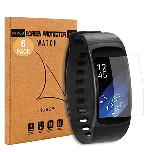 samsung-gear-fit-2-screen-protector-6-pack-rusee-full-coverage-hd-clear-pet-invisible-anti-scratch-a