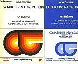 Telecharger Livres UNE OEUVRES LA FARCE DE MAITRE PATHELIN UN THEME LA SATIRE DE LA JUSTICE RABELAIS RACINE VOLTAIRE HUGO CAMUS 1 FASCICULE COMPLEMENTS PEDAGOGIQUES DE 31 PAGES (PDF,EPUB,MOBI) gratuits en Francaise