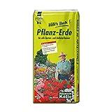 Pflanzerde 20 Liter – Blumenerde – für Balkon- und Gartenpflanzen – Gärtnerqualität – Kölle's Beste Pflanzerde