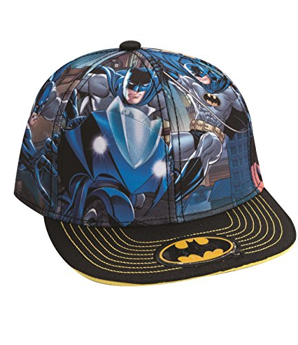 Official Licensed Batman Boys Hat - Licensed DC Comics Merchandise