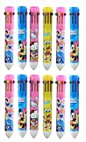 Gifts Online 10 Colour Ballpoint Pen Set...