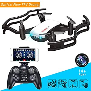 JoyGeek Mini Drone, RC Quadcopter with 2.4G 4CH 6 Axis Headless Mode, 360° UFO Flips & Rolls Remote Control One Key Return Helicopter for Kids Adults