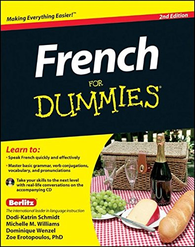 French for Dummies, 2nd Edition with CD: with CD