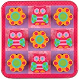 toys Owl Magnetic Tic Tac Toe Set