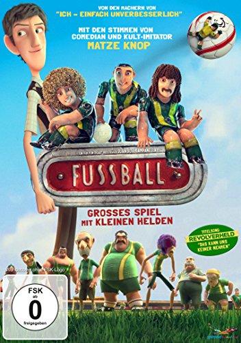 Fußball - Großes Spiel mit kleinen Helden (Fußball-filme-dvd)