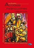 Accords Manouches/Gypsy Jazz Chords