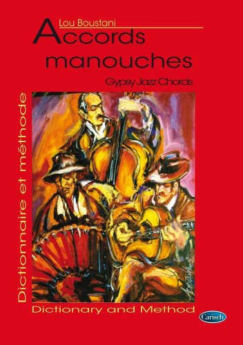 Accords Manouches/Gypsy Jazz Chords