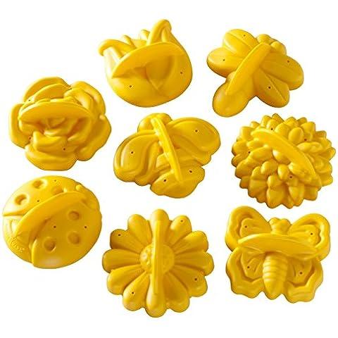 Nordic Ware 01225 Garden 8-Piece Cookie Cutters by NordicWare