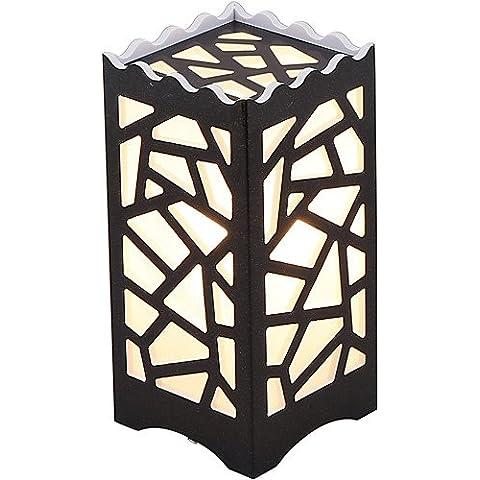 Blanco/ Negro lámparas de mesa protección ocular/moderno / Contemporáneo tradicional con 1,8 m de la línea de alimentación de conmutación , 220-240