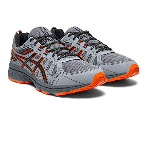 ASICS Mens 1011A560-023_43,5 Trail Running Shoe, Grey