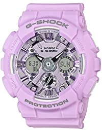 54bd492a0540 G-Shock By Casio Unisex S Series GMAS120DP-6A Watch Purple
