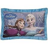 Disney Frozen 115621 - Cojín de peluche Disney Frozen (115621) - Frozen Cojín Elsa y Anna, Jugeute Peluche Hogar A partir de 4 años A partir de 6 años