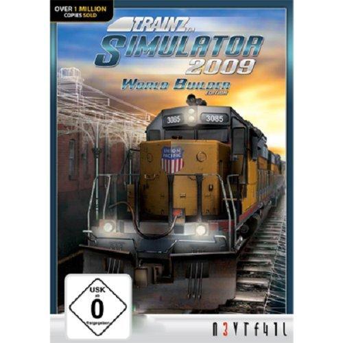 Trainz Simulator 2009 World Builder Edition (englisch)