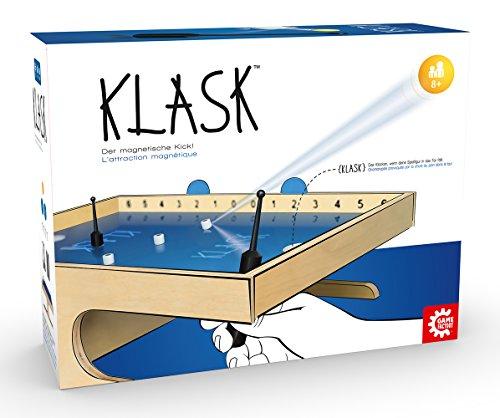 Preisvergleich Produktbild GAMEFACTORY 646184 - Klask mult Spiel und Puzzle