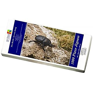 Media Storehouse 1000 Piece Puzzle of Dor Beetle - on cow dung (1311059)