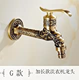 Alle JWLT Kupfer, Haier, SIEMENS, Waschmaschine, Wasserhahn, automatische Walze für Haushalt, spezielle intelligente Wasser Stop. Dieser langen Waschmaschine