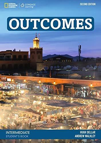 Outcomes - Second Edition: B1: Intermediate - Student's Book + DVD