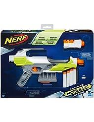 Hasbro NERF b4618eu4–Jouet N-Strike Elite Modulus Fire, Li-Ion–Blaster