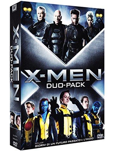 X-Men - Giorni di un futuro passato + X-Men - L'inizio [2 DVDs] [IT Import]