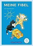 Produkt-Bild: Meine Fibel - Aktuelle Ausgabe: 1. Schuljahr - Fibel mit Viererfenster: Mit Lernstandsheft und Anlauttabelle