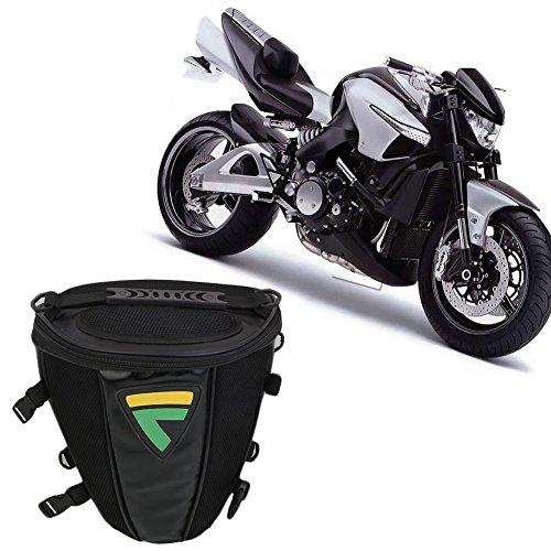 Sedeta Schwanz hinten Beutel-Speicher-Schwarz Motorrad MTB Mountainbike Fahrräder Reitsattel Hecktasche Lagerung