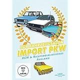 DDR Fahrzeugsalon Import-PKW des RGW und nichtsozialistisches Ausland