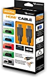 Cable HDMI 2 m pour PS4/PS3/Xbox 360/Xbox One