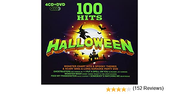 100 hits halloween amazoncouk music - Halloween Party Music Torrent