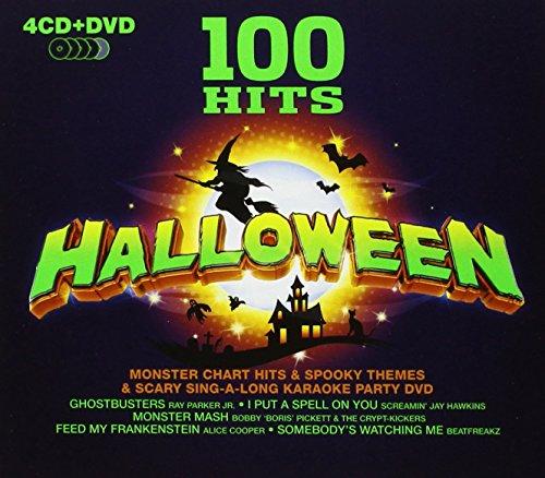 Preisvergleich Produktbild 100 Hits-Halloween