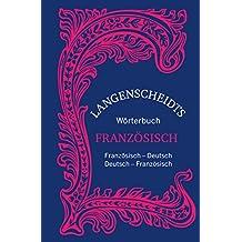 Langenscheidts Wörterbuch Französisch - Sonderausgabe  Französisch-Deutsch  Deutsch-Französisch (Langenscheidt Praktische 27f0383aea