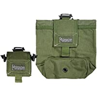 Maxpedition Rollypoly Folding Dump Pouch - Khaki - One Size