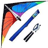 Hengda Kite Delta Stunt Kite For Kids An...