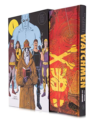 DC introduces DC Modern Classics, collecting groundbreaking, genre-defining works in new hardcover editions, presented in a beautifully designed slipcase. In a world where the mere presence of American super-heroes changed history, the U.S. won the V...