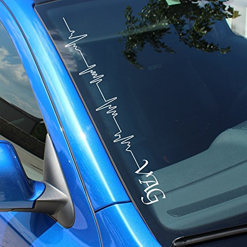 Finest-Folia UG - Pegatina parabrisas delantero Audi