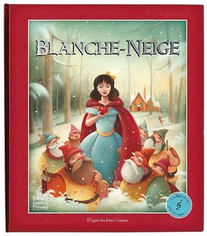 Livre Anime Blanche Neige -