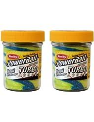 Berkley Powerbait Turbo Dough Pâte appât pour pêche à la truite