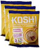 #5: Big Bazaar Combo - Koshi Ready To Cook Oats - Banana Caramel Flavoured, 30g (Buy 2 Get 1, 3 Pieces) Promo Pack