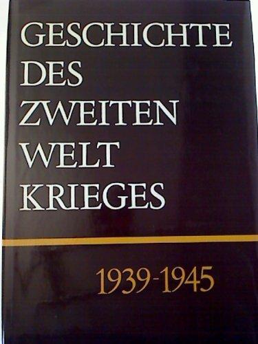 Geschichte des Zweiten Weltkrieges 1939-1945 in zwölf Bänden. Zwölfter Band: Die Ergebnisse und Lehren des Zweiten Weltkrieges