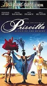 Adventures of Priscilla Queen of Desert / Movie [VHS] [Import USA]