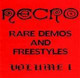 Songtexte von Necro - Rare Demos and Freestyles, Volume 1