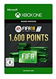 FIFA 18 Ultimate Team - 1600 FIFA Points | Xbox One - Download Code