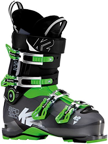 K2 BFC 120 Skistiefel 10B2000 Black/Green/Grey Gr. 29.5