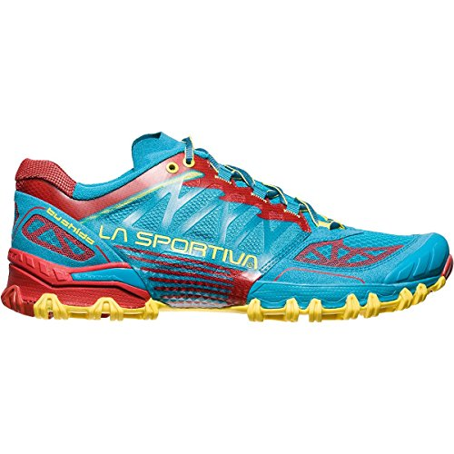 Cardinale Blu Tropico Shoes L'uomo Mountain Running rosso Sportiva UxBqpXYnH