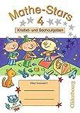 Mathe-Stars 4. Knobel- und Sachaufgaben: 4. Schuljahr (2007-06-01)