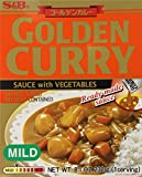 Preparato per curry giapponese golden (poco piccante) - 230 g