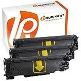 Bubprint 3 Toner kompatibel für HP CF283A 83A für Laserjet Pro MFP M125A M125NW M126A M127FN M127FW M128FN M201DW M225DN M225DW M226DN M226DW Schwarz