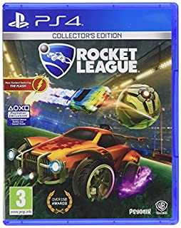 Rocket League Collectors Edition (PS4) (B01DVP2MQU) | Amazon Products